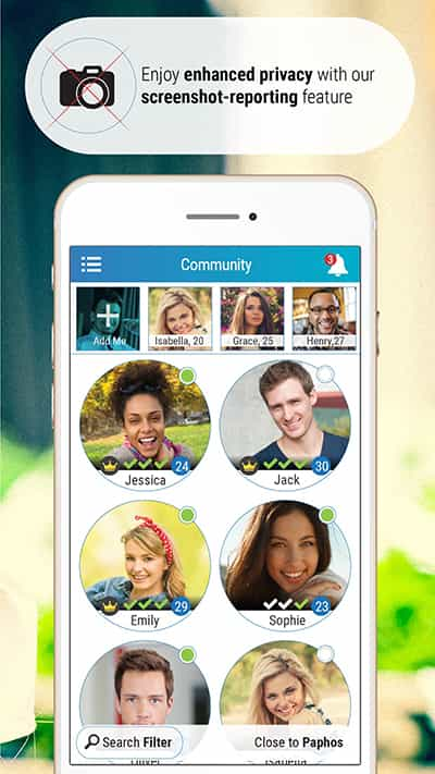 Dating app cyprus
